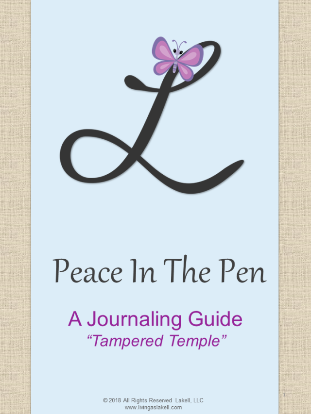 a journaling guide for survivors of sexual abuse